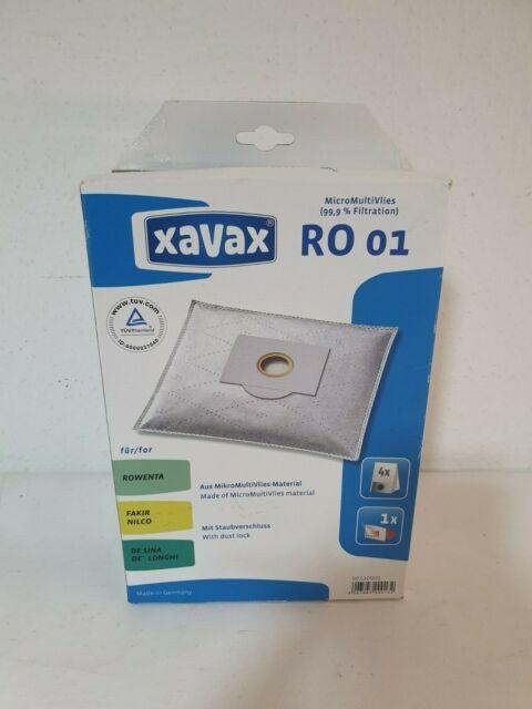 Xavax Hama 110016 Staubsaugerbeutel BS 04