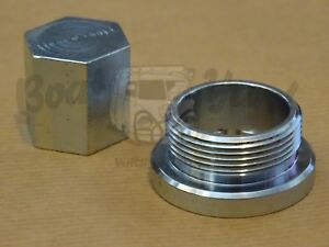 VW-Volkswagen-Type-1-2-3-aircooled-engine-oil-filler-neck-special-nut-and-tool