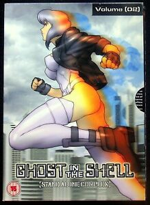 EBOND Ghost In The Shell - Stand Alone Complex - Vol. 2 DVD UK Edition D552534