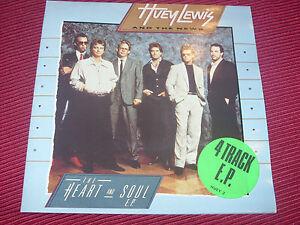 Huey-Lewis-amp-News-Heart-amp-Soul-4-track-EP-7-034-NM-UNPLAYED-EX-SHOP