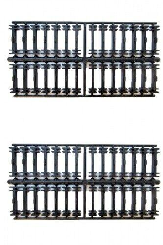 Lgb 56 Fijaciones de Carril Escala G, También para Curvo Vías, Flexible, piko