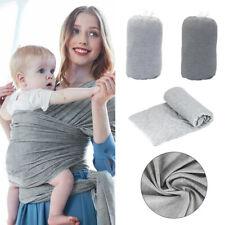 Babytragetuch elastisches Tragetuch für Früh- und Neugeborene Kleinkinder Baby