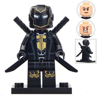 LEGO Super Heores Hawkeye Minifigure