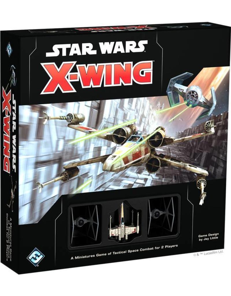 FANTASY FLIGHT GAMES STAR WARS X-WING SECOND EDITION CORE SET BNIB