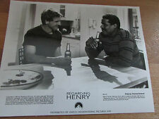 REGARDING HENRY  Harrison FORD & Bill NUNN  Promotional  Film / Cinema  PHOTO