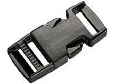 4 Itw Nexus 25mm Militär Seitliche Schnalle NSN 8315-99-656-4968 Selbermachen