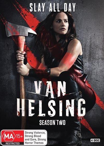 Van Helsing : Season 2 : NEW DVD