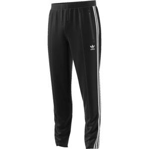 Adidas Hombre Blanco Cw1269 3 Rayas Negro Pantalones De Acetato Detalles qzpVSGUM