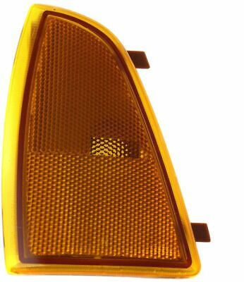 Corner Light For 94-97 Chevrolet S10 95-97 Blazer Driver Side Incandescent