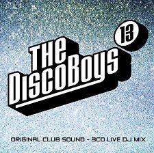 Disco Boys 13    3CDs 2012