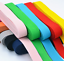 2---6cm Twill color elastic band Thicken bag shoes clothing accessories