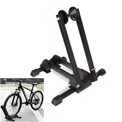 Bike Stand Adjustable Floor Parking Rack Bicycle Storage Folding