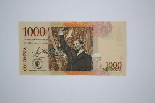 2006 COLOMBIA 1000 PESOS DE ORO