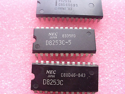 ic UPB 8212 C ci µPB8212C CI3 µPB 8212 C B 8212 C DIP 24 de chez NEC