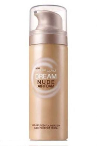 MAYBELLINE Dream Nude Airfoam Foundation Choose Your Shade