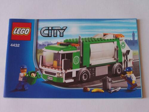 Instruction Nr 4432 LEGO® Bauanleitung