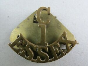 Military-Shoulder-Title-1st-Cadet-Battalion-Essex-Regiment-British-Army