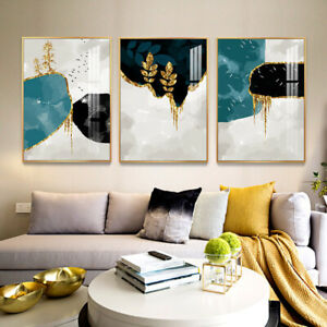 Abstract Modern Art Painting Minimalist Canvas Wall Poster Print Home Wall Decor