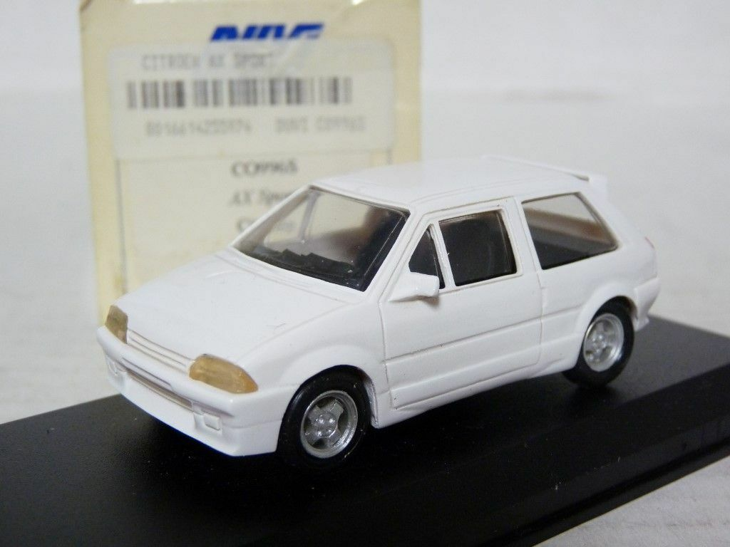 Duvi CO996S  Citroen AX Sport Handmade Resin Model Car