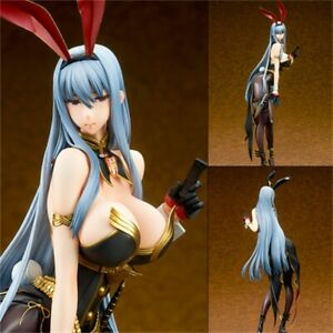 New Anime Valkyria Chronicles Selvaria Bles Bunny Spy PVC Figure