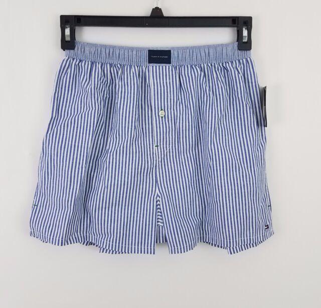 535fd6d956b5 Tommy Hilfiger Men's Sailor Navy Boxer Underwear 12587 Blue S for ...