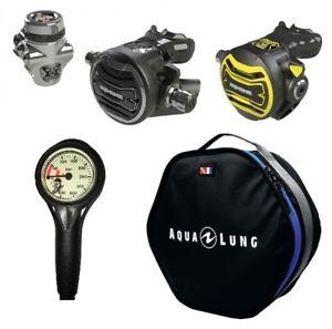 Apeks-XTX-200-BREATH-Regulator-Diving-Set-incl-40-Octopus-Pressure-Gauge-U-Bag