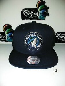 Image is loading Mitchell-amp-Ness-Minnesota-Timberwolves-Navy-Current-Logo- d999596eb0f