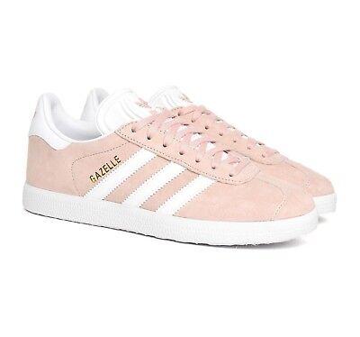 Adidas Originals Gazelle Ink Vapor Salmon Pink Gold Mens Size 10 BB5472   eBay