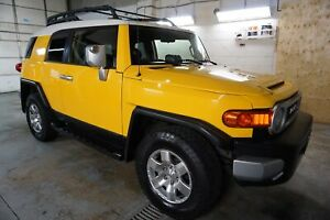 2007 Toyota FJ Cruiser OFF-ROAD 4WD V6 CERTIFIED 2YR WARRANTY *FREE ACCIDENT* CRUISE PARKING SENSORS
