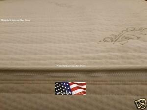 Cotton Zippered Mattress Cover ... Cotton Zipper Cover For a Queen Size Softside Waterbed Mattress | eBay