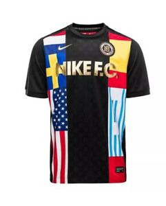 Image is loading Nike-F-C-Training-Jersey-World-Cup-Soccer-886872- 8e0457613