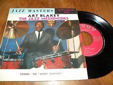 45 tours  JAZZ MASTER  ART BLAKEY  THE JAZZ MESSENGERS savoy-musidisc 3003