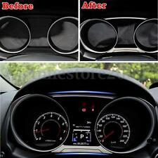 GAUGE DASHBOARD PANEL CHROME COVER DECAL FOR OUTLANDER SPORT RVR MITSUBISHI NEW