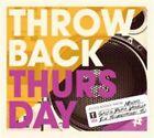 Throwback Thursday 54 Old School Tracks Various Artists Audio CD