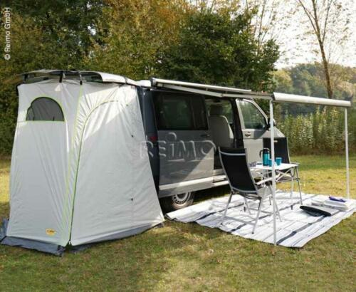 """Reimo Tailgate Tent /"""" Fritz Rear /"""" Travel 150 x 180 For VW T4 T5 T6 Volkswagen"""