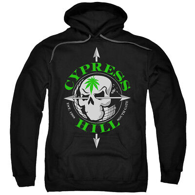 Cracked Zipped Hoodie S-XXL Sizes Officially Licensed Cypress Hill