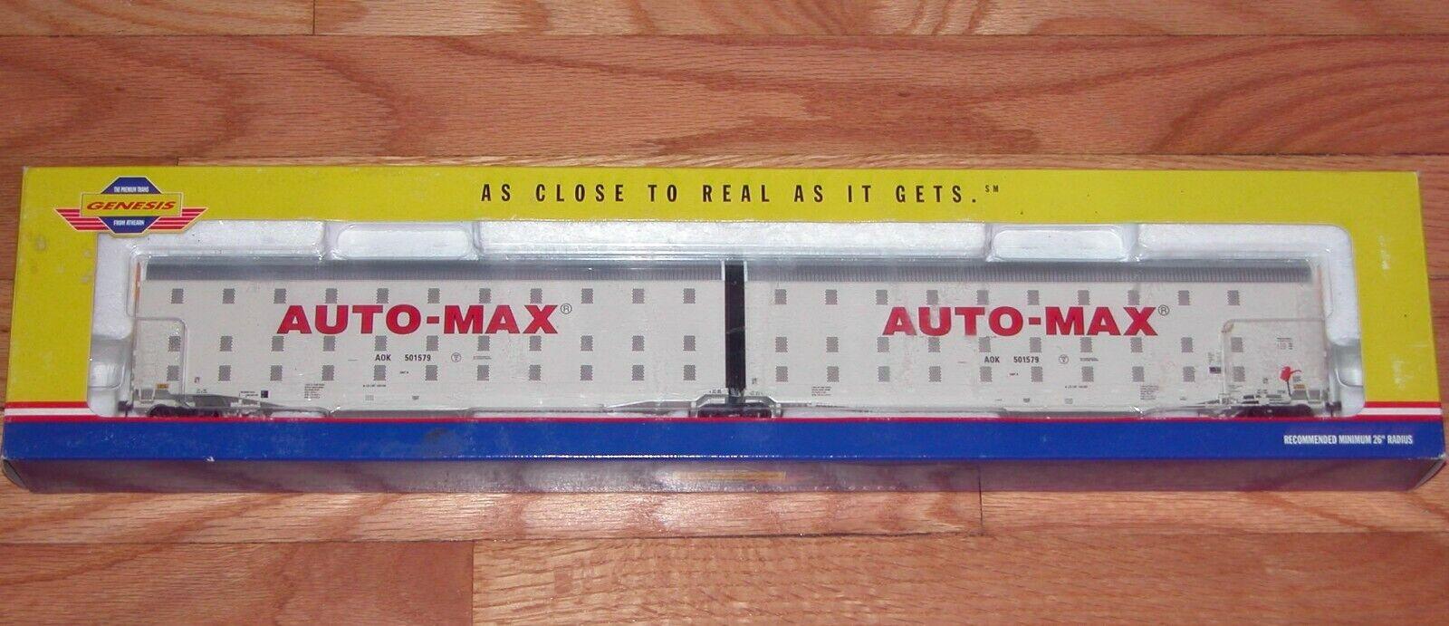 ATHEARN GENESIS G4402 AUTO MAX ARKANSAS-OKLAHOMA RR AOK 501579