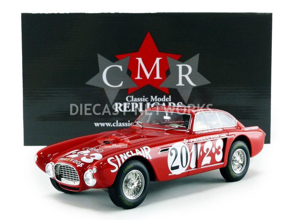 CMR Ferrari 340 Berlinetta Mexico Carrera Panamericana 1952  20 1/18 Scale Nuovo