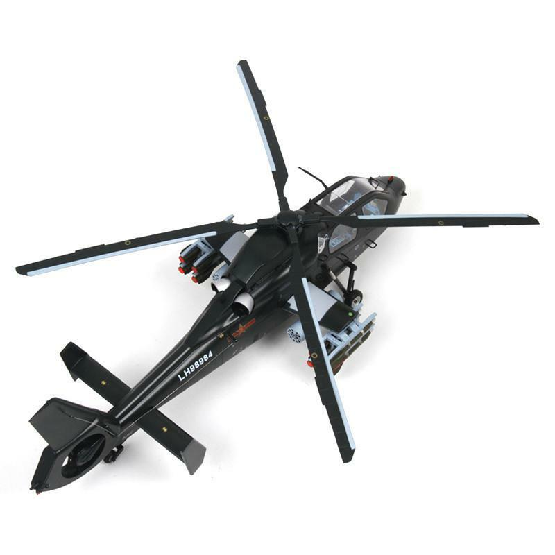 1 30 Scale Metal H19 Helicopter Aircraft Airplane Gift Fighter Static Model