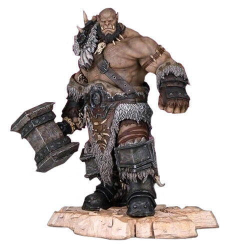 WORLD OF WARCRAFT - Orgrim 1 6 Scale Statue (Gentle Giant)  NEW