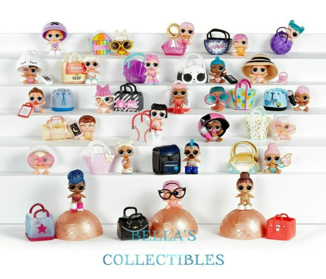 2 L.O.L Surprise Series 3 Wave 2 Sister LOL Doll Exclusive MGA Lot Of 2...