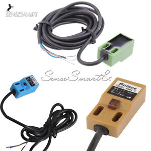 Details about SN04-N Inductive Proximity Sensor Detection Switch NPN NO  Yellow/Green/Blue DIY