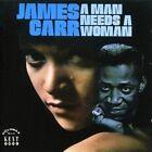 A Man Needs a Woman [Bonus Tracks] by James Carr (CD, Mar-2003, Kent)