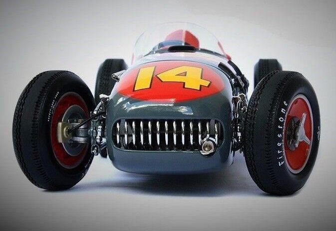 Racer Grand Prix F Indy 500 Ford 1 Vintage 18 Race Car 40 Sport 24 1950s 43 GT 12 1966