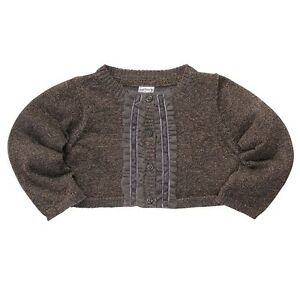 5f5912e16 NWT Carter s Infant Girls 3 6 9 M Months Gray Gold Sparkle Knit ...