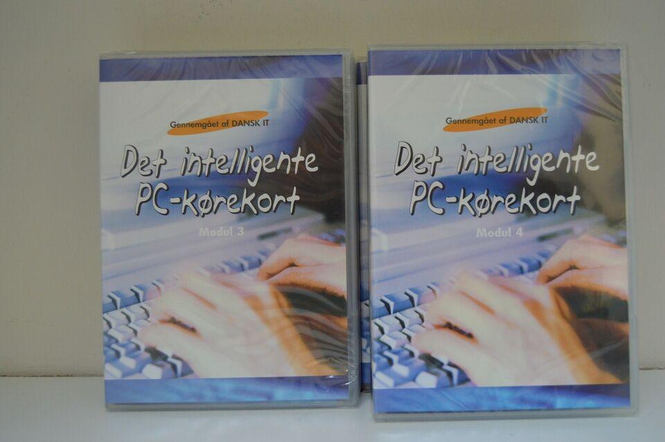 Det intelligente PC-kørekort, Undervisning