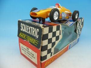 Scalextric C80 Offenhauser Grand Prix du moteur arrière, Hong Kong