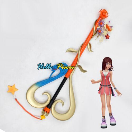 Exclusive Kingdom Hearts Kairi keyblade Destiny Embrace Weapon PVC Cosplay Prop