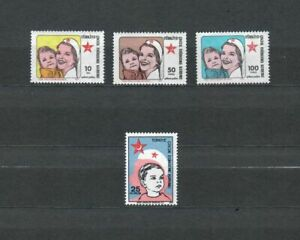 TURKEY-EUROPE-COLLECTION-RED-CRESCENT-UNLISTED-MN-MNG-STAMPS-LOT-TUR-70