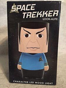 Space-Trekker-Star-Trek-New-LED-Look-ALite-Mood-Lamp-Light-Spock-UNIQUE-USB